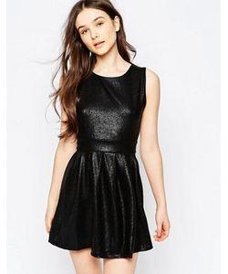 Wal G | Короткое Приталенное Платье
