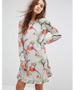 Y.A.S. | Платье С Цветочным Принтом Y.A.S