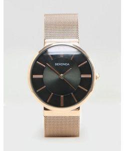 Sekonda | Часы Цвета Розового Золота Эксклюзивно Для