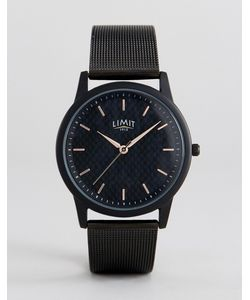 Limit | Черные Часы Из Углеродного Волокна С Браслетом Эксклюзивно Для