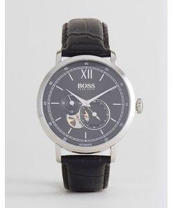 Hugo | Фирменные Часы С Кожаным Ремешком Boss By Boss 1513504