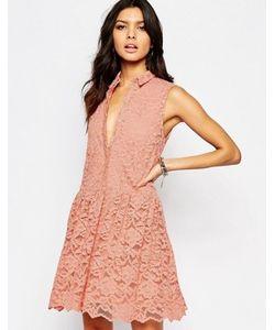 Y.A.S. | Кружевное Платье Y.A.S Roman