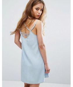 Rvca | Платье На Тонких Бретельках