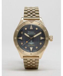 Vivienne Westwood | Золотистые Часы Из Нержавеющей Стали Smithfield Vv160nvgd