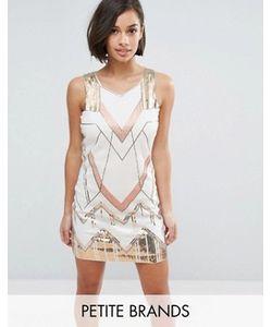 Yumi Petite | Цельнокройное Платье
