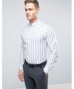 Selected Homme | Узкая Рубашка В Полоску