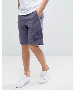 Nike | Махровые Шорты 833959-539