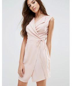 Wal G | Платье С Запахом