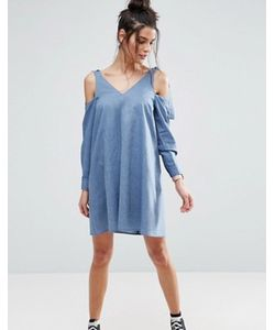 Asos | Свободное Платье На Каждый День