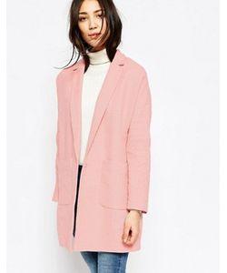 Yumi | Oversize-Пальто С Карманами