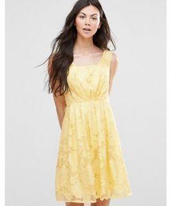 Yumi | Платье Из Органзы