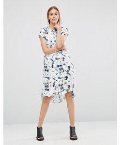 Just Female   Платье-Рубашка Marble