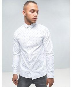 Jack & Jones | Рубашка С Принтом