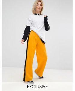 Adolescent Clothing | Широкие Джоггеры С Полосками По Бокам