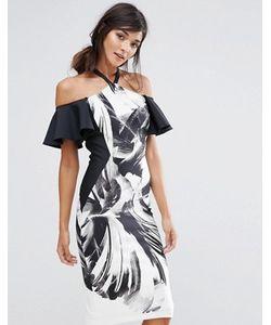 Coast | Цельнокройное Платье-Халтер Waldorf