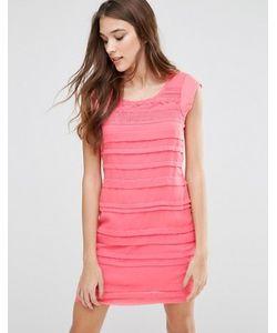 Lavand. | Платье Со Вставками Lavand