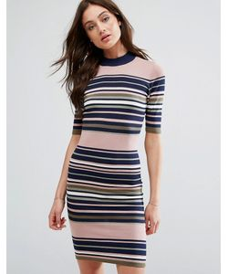 Y.A.S. | Трикотажное Платье В Полоску Y.A.S