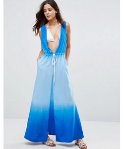 Echo | Пляжное Платье С Эффектом Омбре