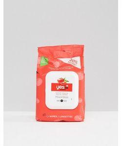 YES TO | 30 Очищающих Салфеток Для Лица Tomatoes