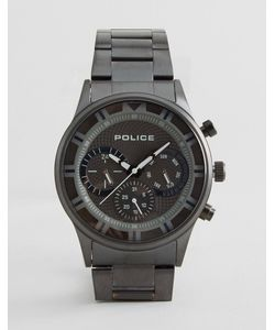 Police | Черные Часы-Браслет Driver