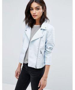 Vero Moda | Куртка В Кожаном Стиле