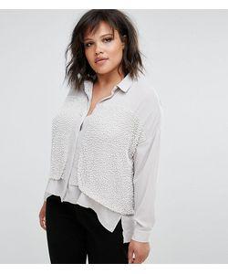 Elvi   Декорированная Рубашка Premium