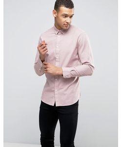 Selected Homme | Узкая Фактурная Рубашка