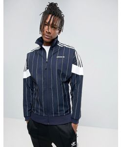 adidas Originals | Темно-Синяя Спортивная Куртка В Полоску Tokyo Pack Bk2231