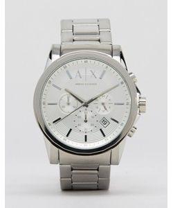 ARMANI EXCHANGE   Часы Из Нержавеющей Стали Ax2058
