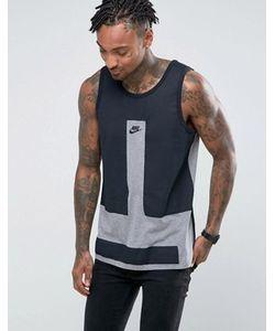 Nike | Майка В Стиле Колор Блок 847589-092