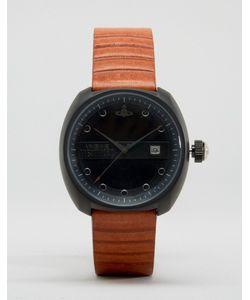 Vivienne Westwood | Часы Со Светло-Коричневым Кожаным Ремешком