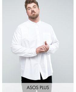 Asos | Оксфордская Рубашка Скинни Plus