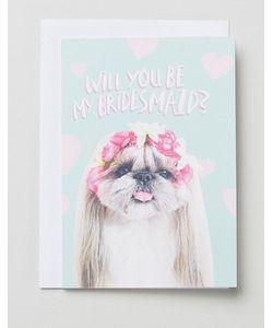 Jolly Awesome | Открытка Для Подружки Невесты