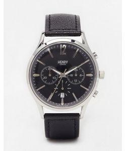 Henry London | Часы С Хронографом И Кожаным Ремешком Edgware