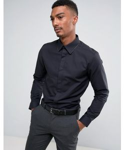 Burton Menswear | Узкая Рубашка С Запонками