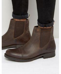Jack & Jones   Кожаные Ботинки Челси Simon