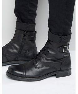 Jack & Jones   Кожаные Ботинки Siti