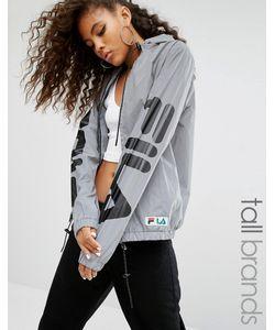 Fila Tall | Куртка Со Светоотражающим Принтом