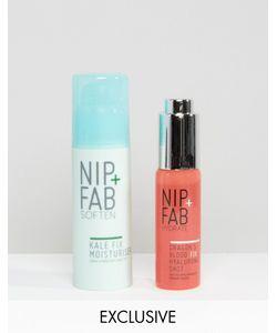Nip+Fab | Питание И Интенсивное Увлажнение Nip Fab Эксклюзивно Для Asos
