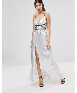 True Decadence | Плиссированное Платье Макси