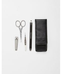 Tweezerman | Расческа И Ножницы Для Бороды И Усов В Комплекте