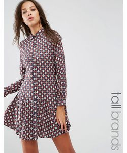 Brave Soul Tall   Платье-Рубашка