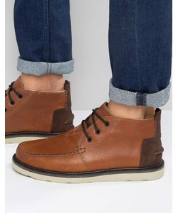 Toms | Кожаные Ботинки Чукка