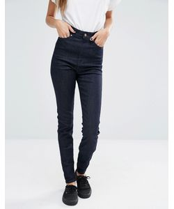 Dr. Denim | Dr Denim Zoe Sky High Waist Eco Skinny Jeans