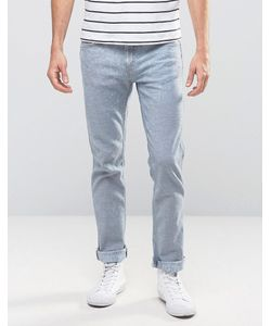 Levis Line 8 | Levis Line 8 511 Slim Jeans In Inky Blue