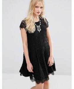 Hazel | Кружевное Платье Мини