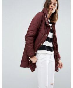 Vero Moda | Стеганое Пальто С Высоким Воротом