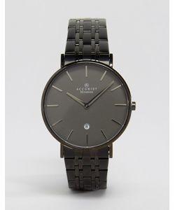Accurist | Черные Наручные Часы