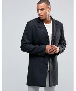 D-Struct   Пальто Из Смесовой Шерсти