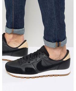 Nike | Черные Кроссовки Air Pegasus 83 Prm 844752-001